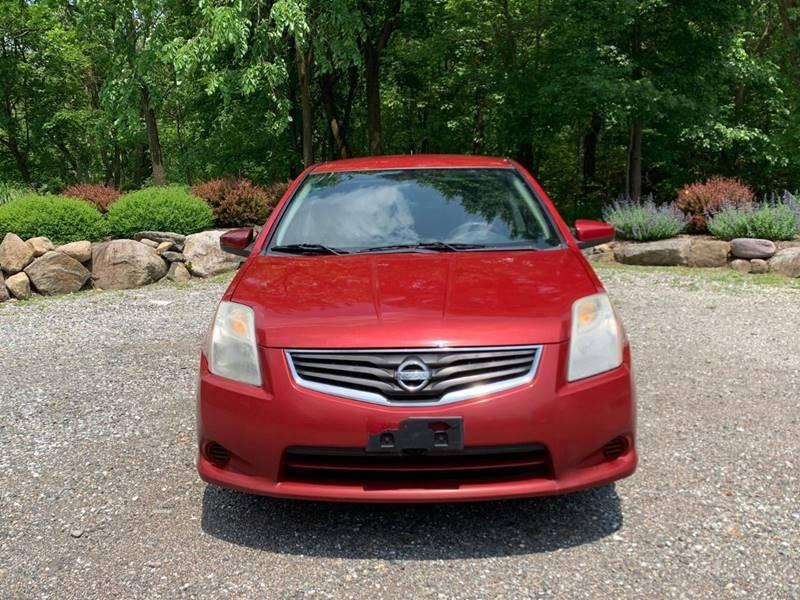 Nissan Sentra 2010 price $2,495