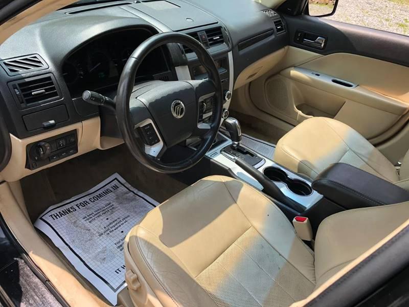 Mercury Milan 2010 price $3,995