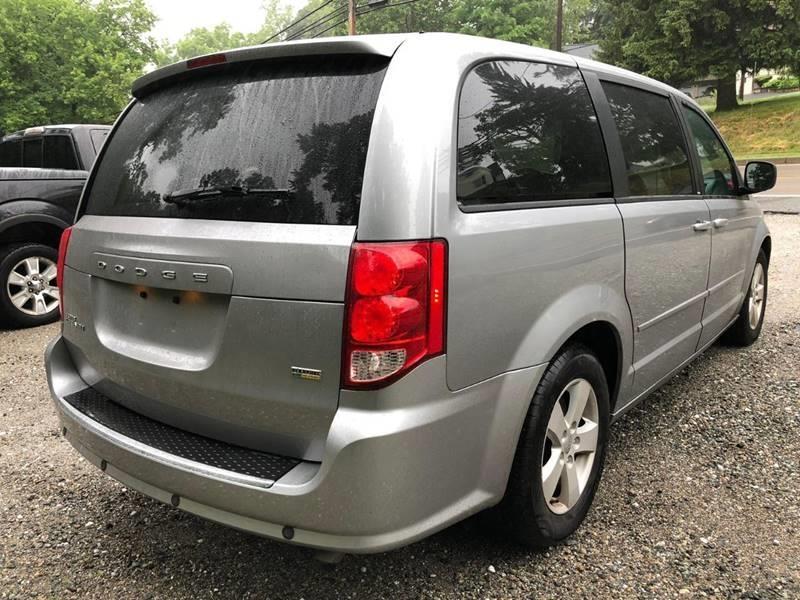 Dodge Grand Caravan 2013 price $4,995