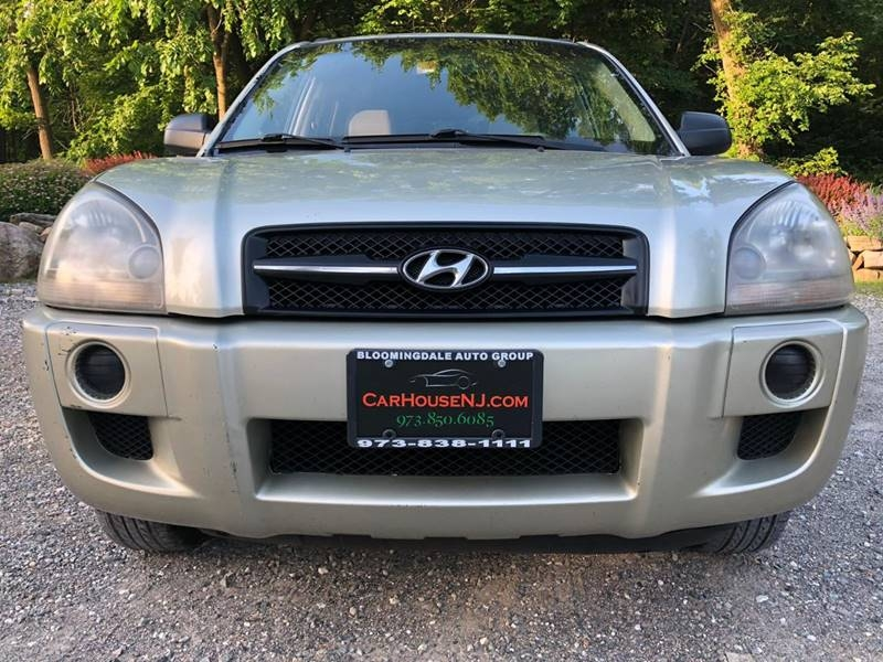 Hyundai Tucson 2006 price $2,995