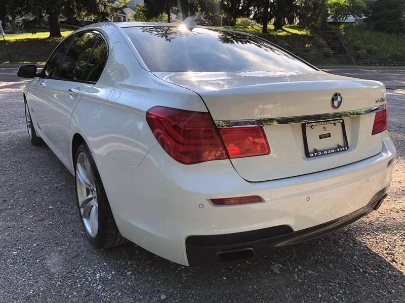 BMW 7 Series 2012 price $14,995
