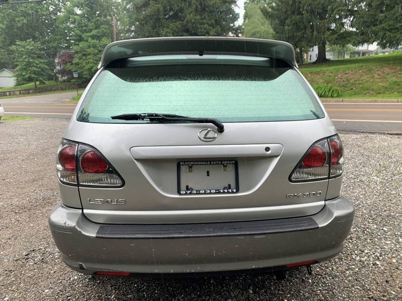 Lexus RX 300 2002 price $3,995