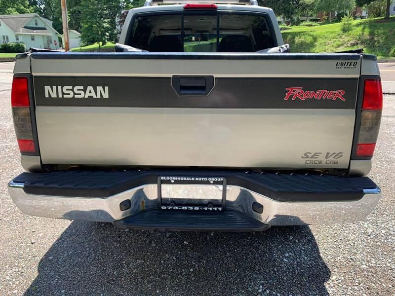 Nissan Frontier 2000 price $3,995
