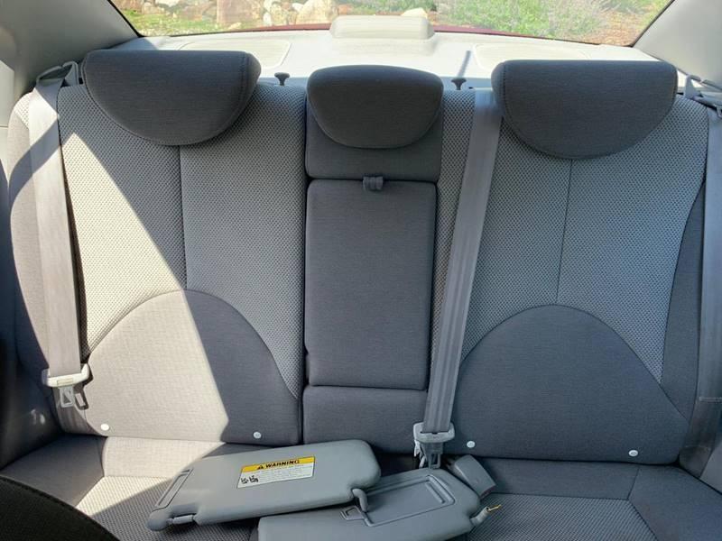 Hyundai Accent 2006 price $1,995