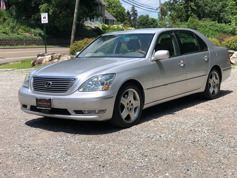 Lexus LS 430 2006 price $7,995
