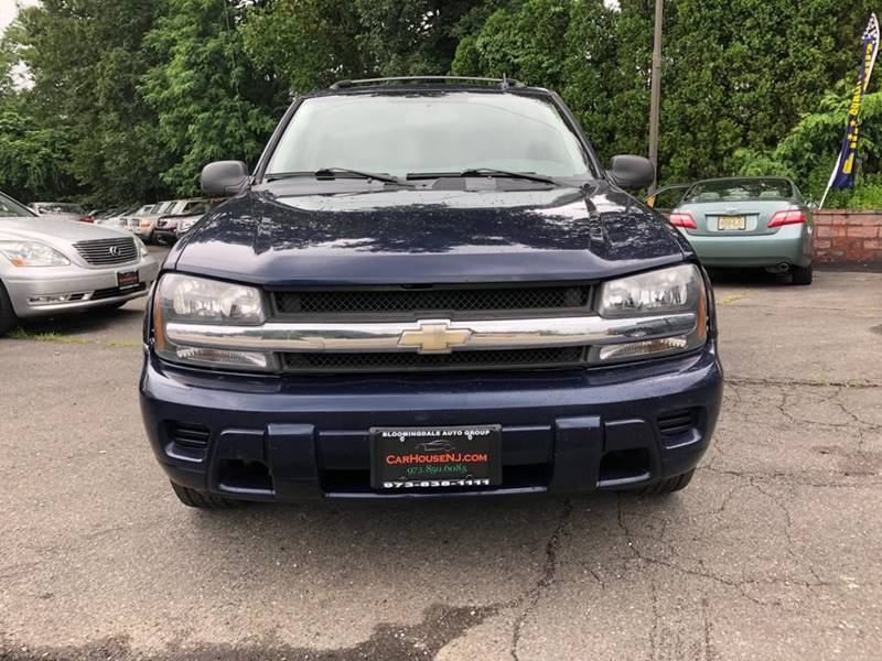 Chevrolet TrailBlazer 2007 price $2,995