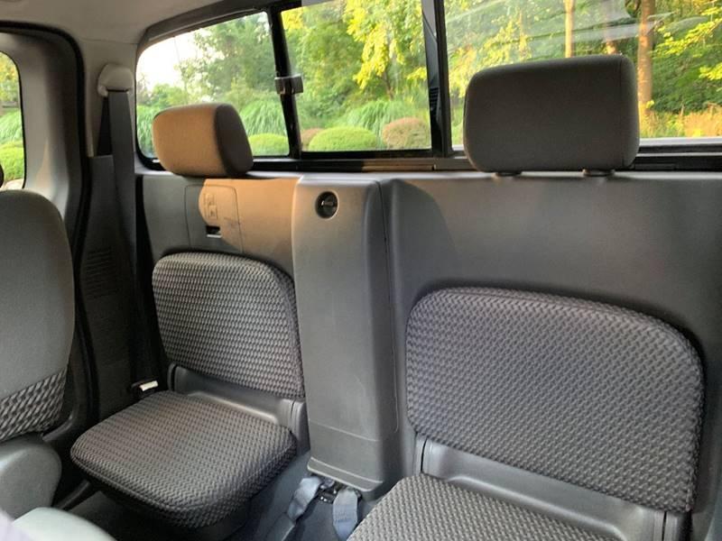 Nissan Frontier 2008 price $7,995