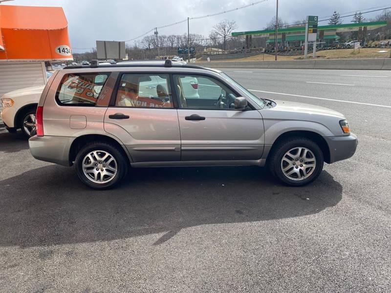 Subaru Forester 2005 price $3,995