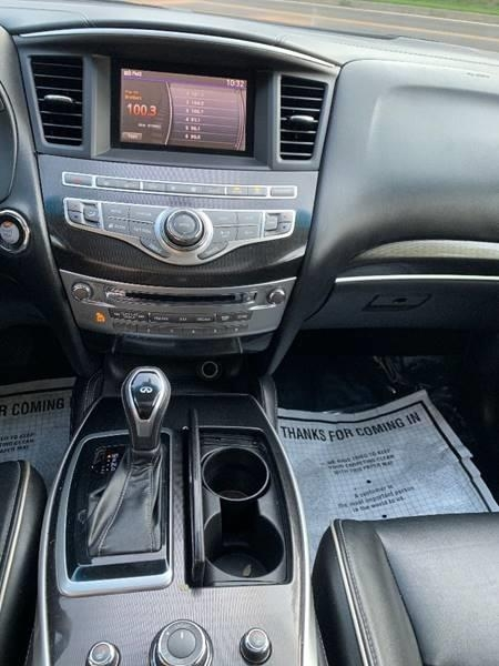 Infiniti QX60 2016 price $21,995