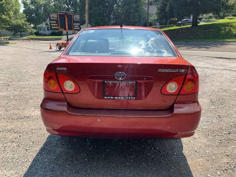 Toyota Corolla 2004 price $2,495