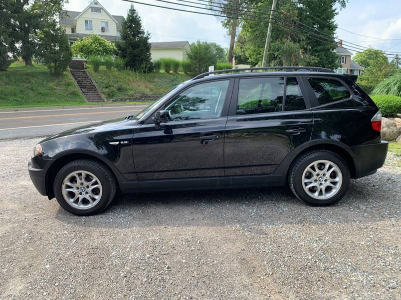 BMW X3 2005 price $3,995