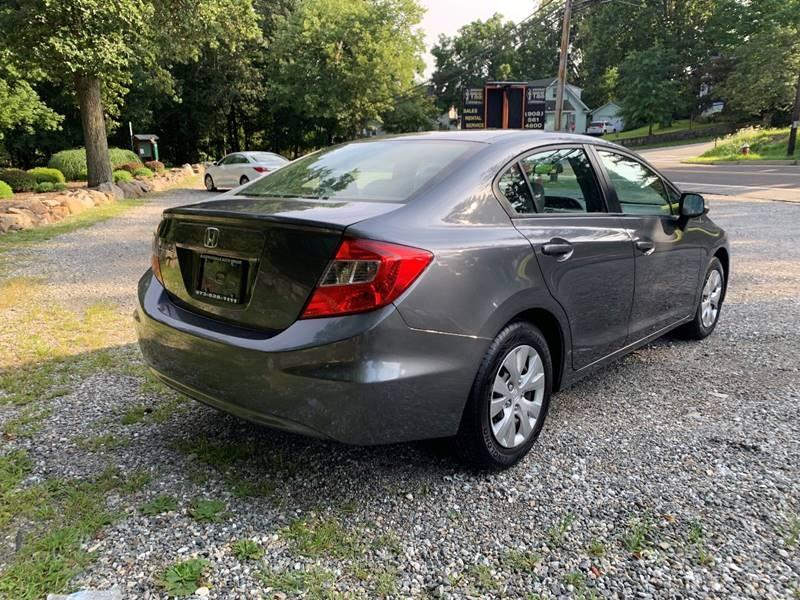 Honda Civic 2012 price $4,495