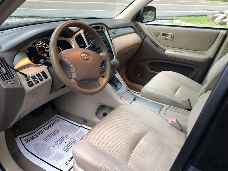 Toyota Highlander Hybrid 2006 price $3,995
