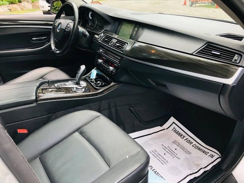 BMW 5 Series 2013 price $9,995