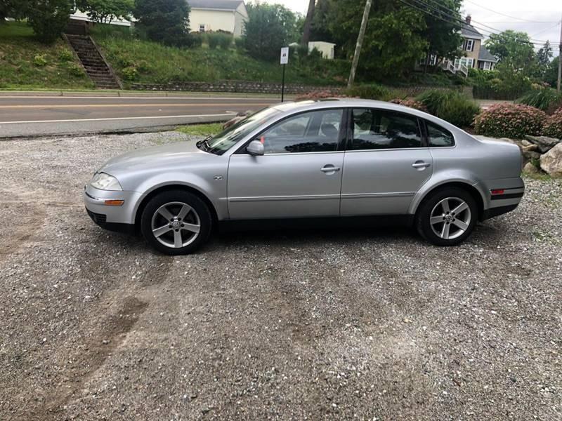Volkswagen Passat 2004 price $1,495