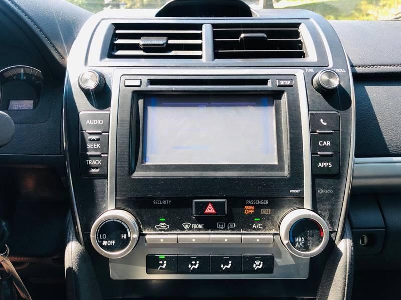Toyota Camry 2012 price $7,995