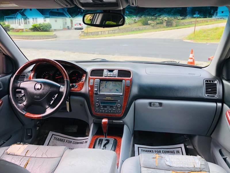 Acura MDX 2004 price $1,995