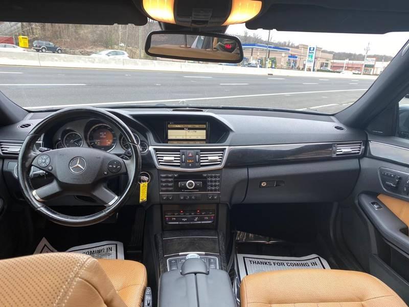 Mercedes-Benz E-Class 2010 price $10,995