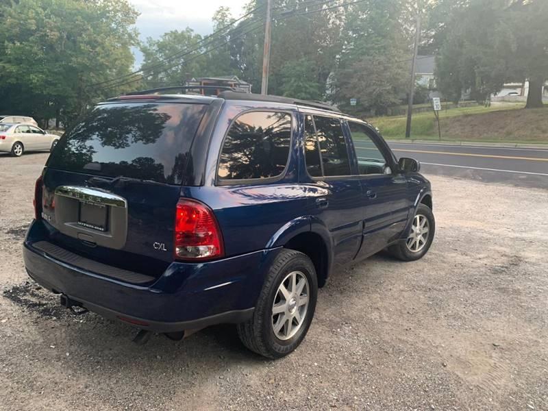 Buick Rainier 2004 price $2,495
