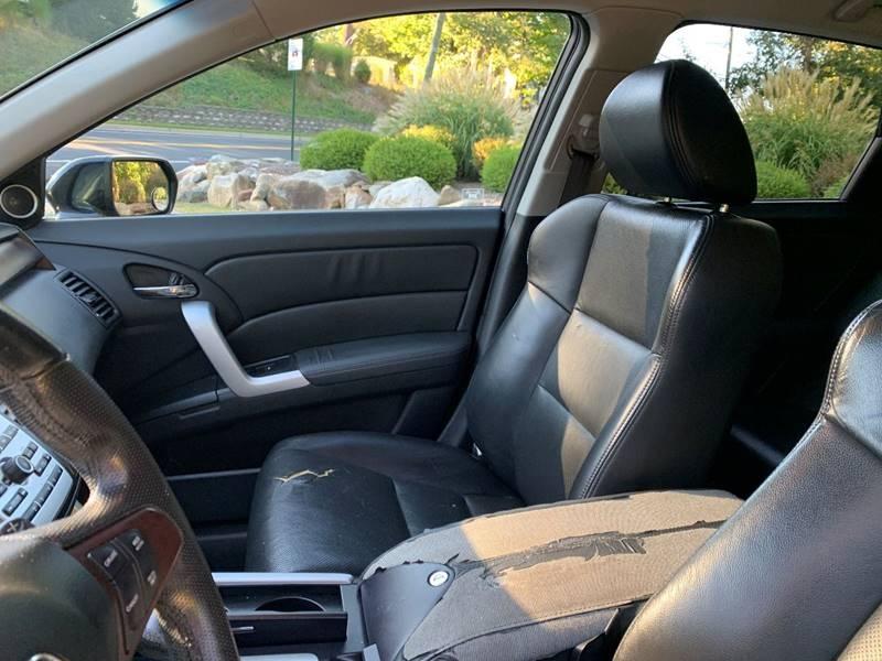Acura RDX 2008 price $4,995