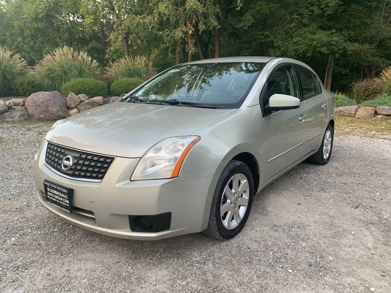 Nissan Sentra 2007 price $2,495