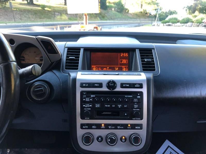 Nissan Murano 2005 price $2,995