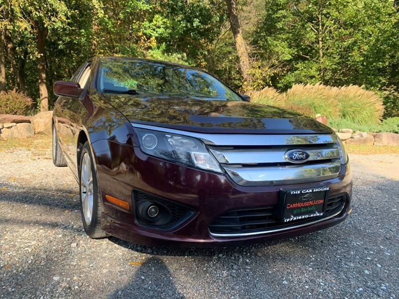 Ford Fusion 2012 price $3,495