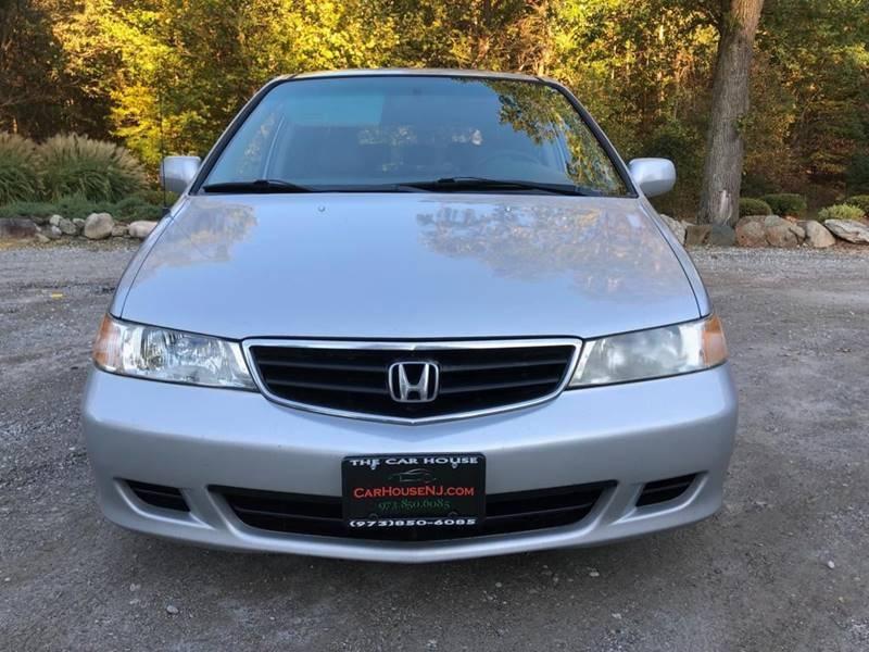 Honda Odyssey 2003 price $1,995