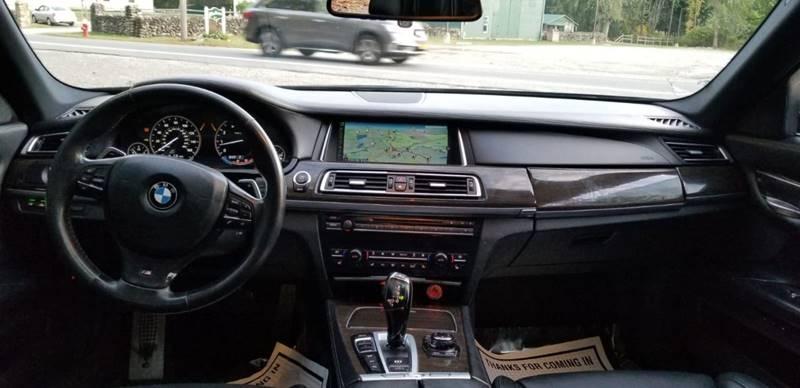 BMW 7 Series 2013 price $19,995