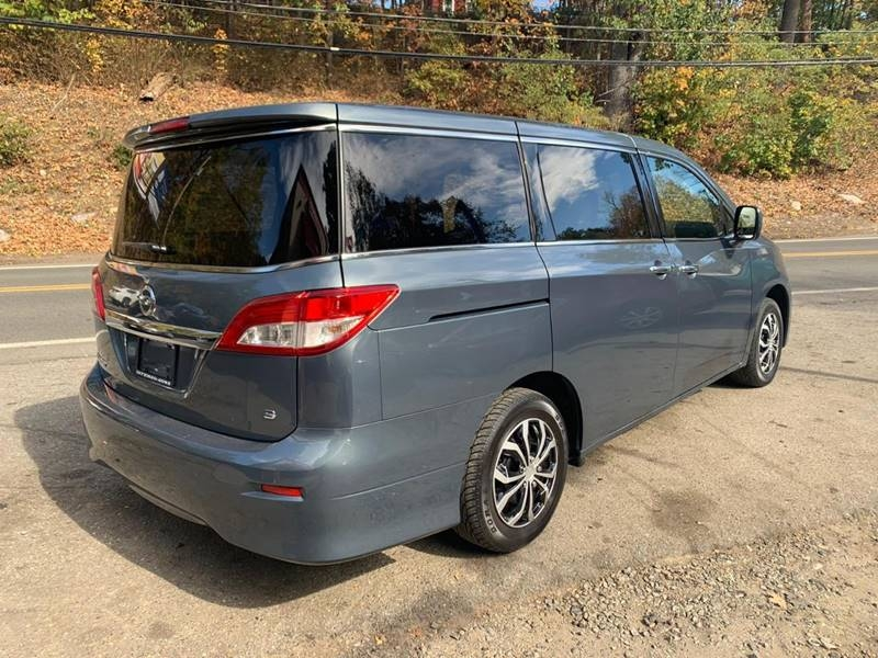 Nissan Quest 2012 price $5,995