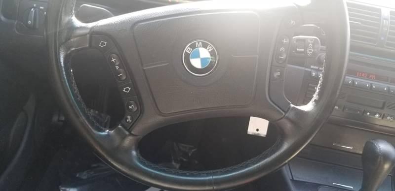 BMW 3 Series 2000 price $1,995