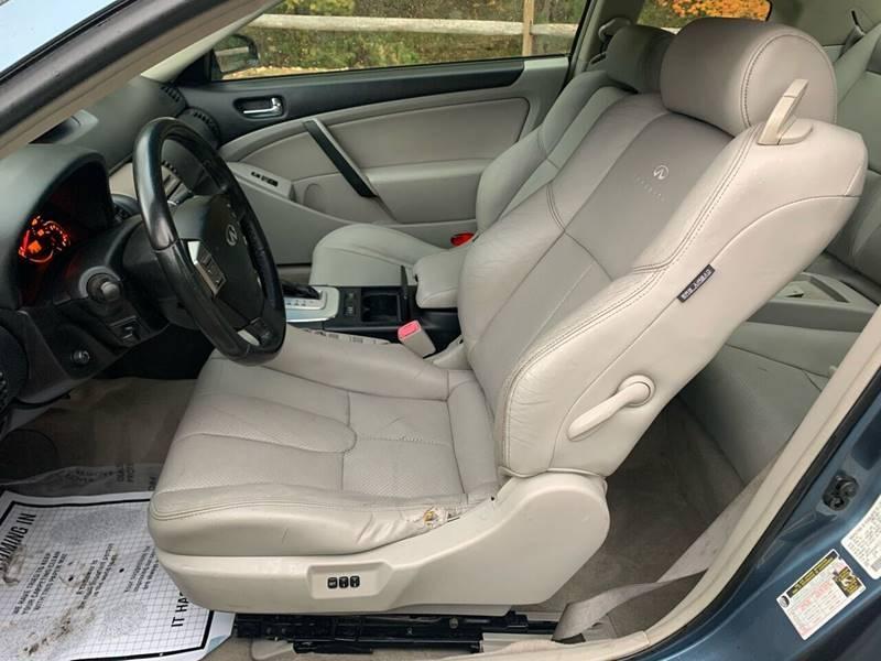 Infiniti G35 2006 price $6,995
