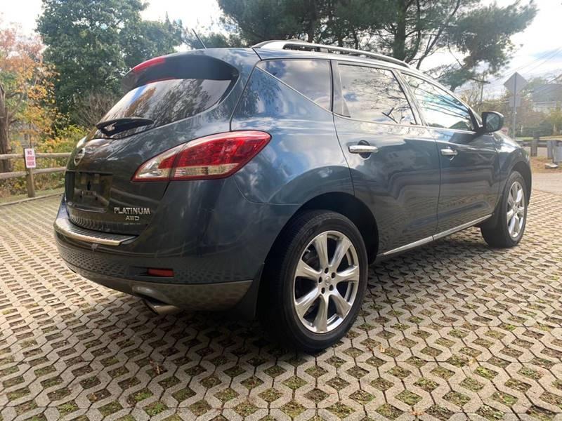 Nissan Murano 2012 price $6,995
