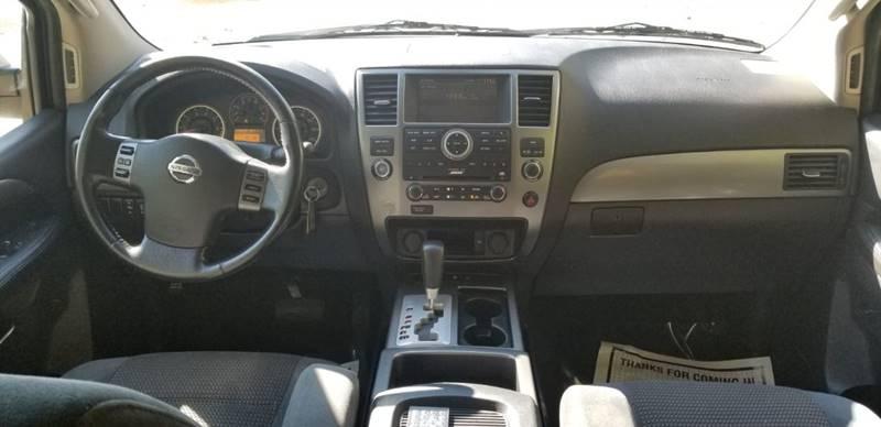 Nissan Armada 2012 price $7,995
