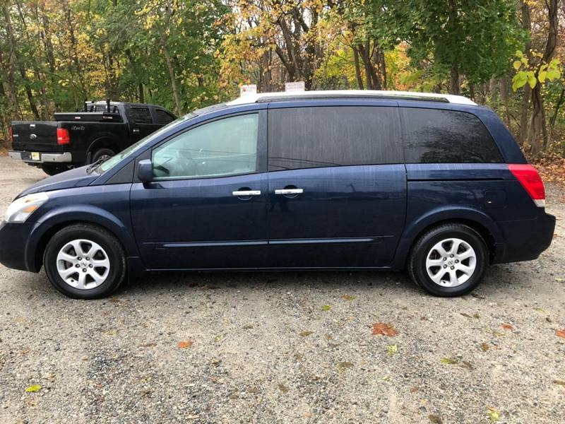 Nissan Quest 2009 price $2,995