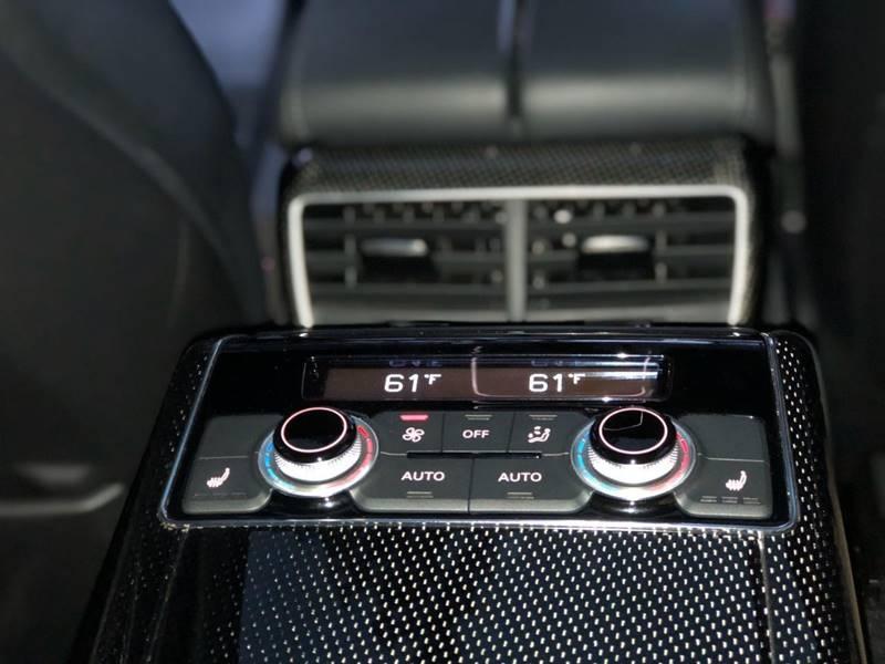 Audi S8 plus 2016 price $44,995
