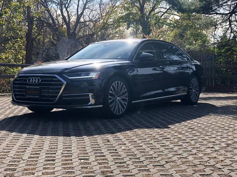 Audi A8 L 2019 price $64,995