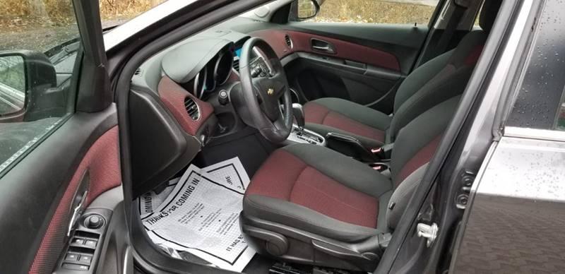 Chevrolet Cruze 2011 price $3,995
