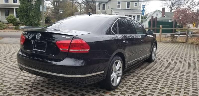 Volkswagen Passat 2013 price $6,995