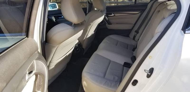 Acura TL 2012 price $11,995