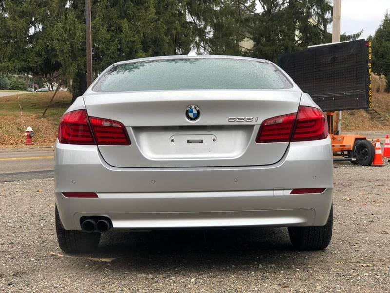 BMW 5 Series 2012 price $9,995