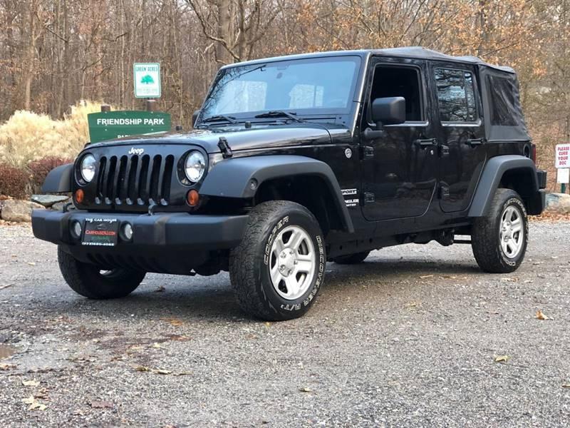 Jeep Wrangler Unlimited 2011 price $12,995