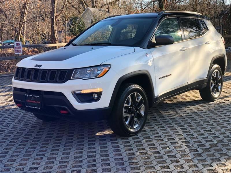 Jeep Compass 2018 price $19,995