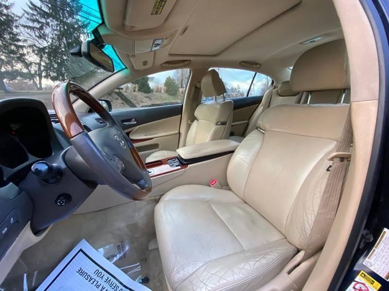 Lexus GS 350 2009 price $7,995