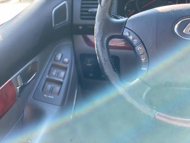 Lexus GX 470 2008 price $10,995