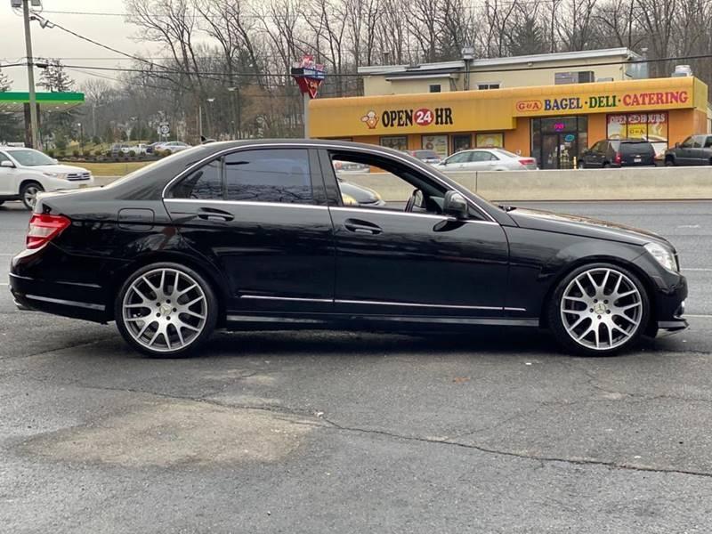 Mercedes-Benz C-Class 2009 price $6,995