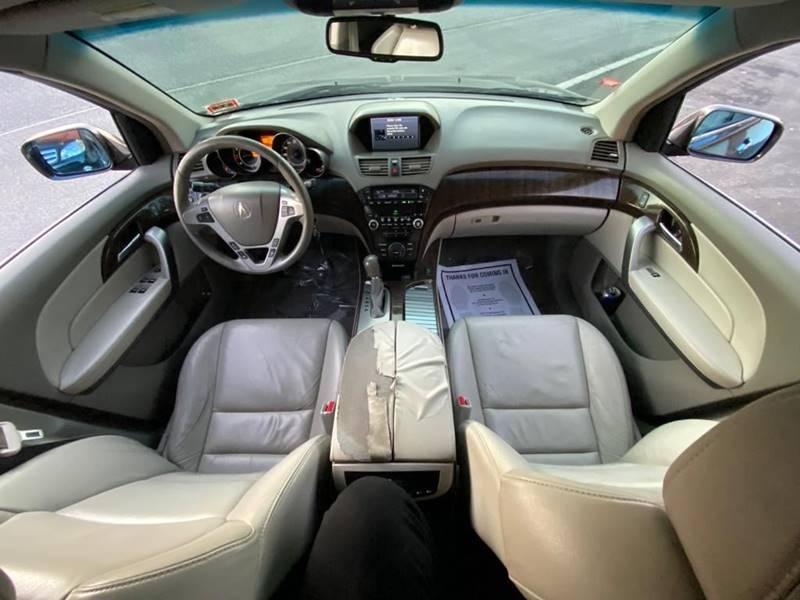 Acura MDX 2010 price $9,995