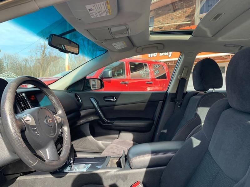 Nissan Maxima 2014 price $6,995