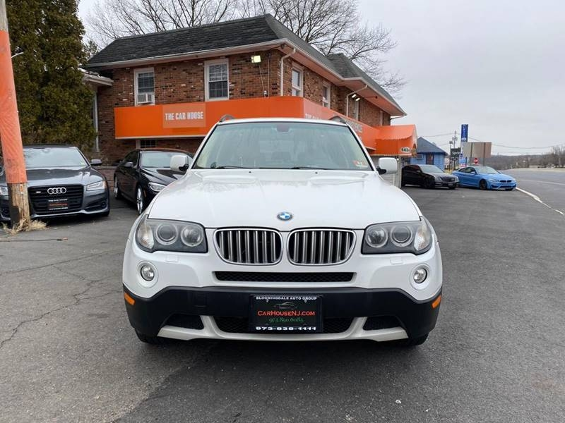 BMW X3 2007 price $4,995