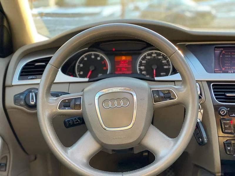 Audi A4 2012 price $8,995